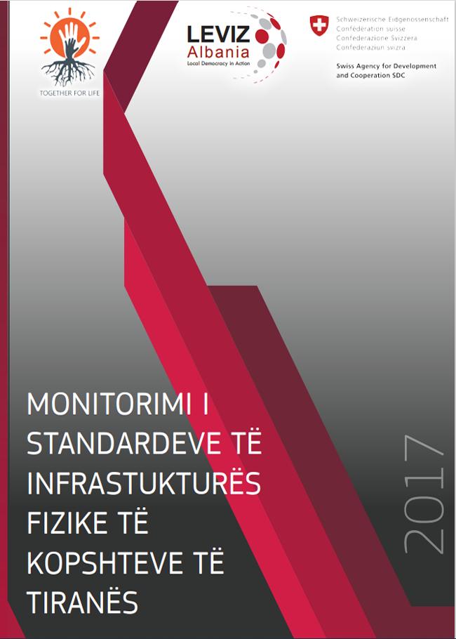 Monitorimi i Standardeve të Infrastukturës Fizike të Kopshteve të Tiranës shoqata Together for Life