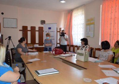 Mbrojtja e fëmijëve nga dhuna, TFL organizon një cikël trajnimesh me mësuesit