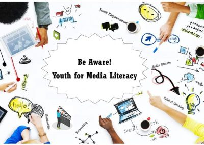 Be Aware – Youth for Media Literacy