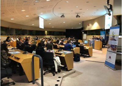 Trajtimi terapeutik, TFL në Bruksel për të drejtat e pacientëve