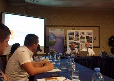 """Informim mbi politikat mjedisore, TFL mes rrjetit të organizavate """"ECIM"""""""