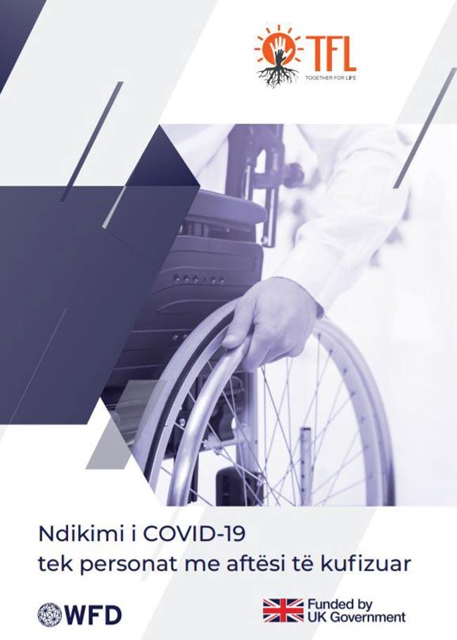 Ndikimi i COVID-19 tek personat me aftësi të kufizuar