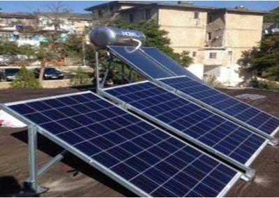 Qendrat shëndetësore të Peshkopisë, Oroshit dhe Fierzës, shembulli pozitiv i energjive të rinovueshme