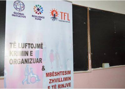Të luftojmë krimin e organizuar dhe mbështesim zhvillimin e të rinjve