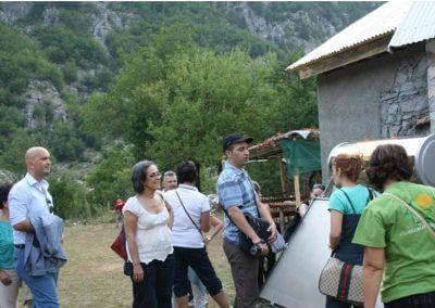 Përmirësimi i kushteve pritëse në kontekstin e turizmit familjar, në fshatin turistik të Thethit, në Shqipërinë e Veriut