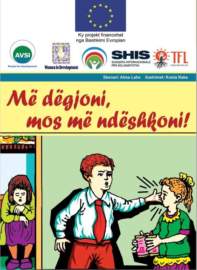 Mbrojtja e fëmijëve nga dhuna dhe abuzimi nëpërmjet edukimit gjithëpërfshirës