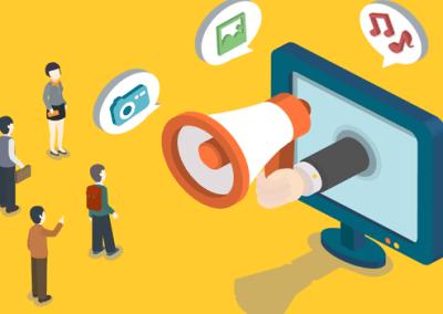 Trajnim online – Advokimi përmes medias