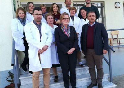 Investimi në Qendrat Shëndetësore të Shupenzës, Maqellarës dhe Kastriotit