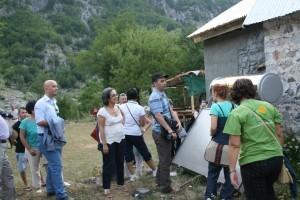 E-projekti: përmirësimi i kushteve pritëse ne kontekstin e turizmit familjar në fshatin turistik të Thethit